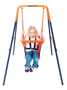 M08658-01 - Deluxe Folding Toddler Swing