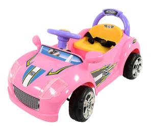 M09261 - E-Moto Mini Car Pink